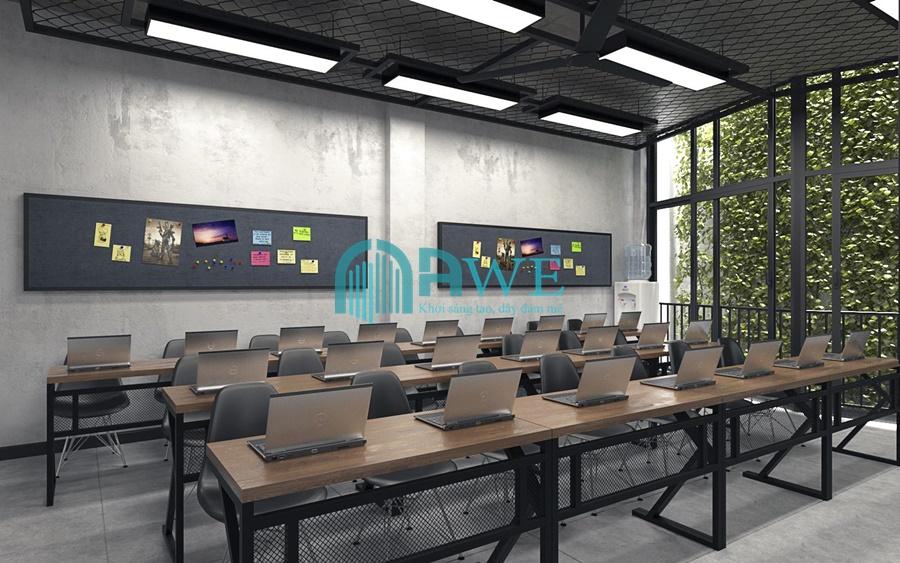 Hình ảnh phòng học AWE