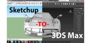 Nên học 3D max hay Sketchup làm nội thất kiến trúc tốt nhất