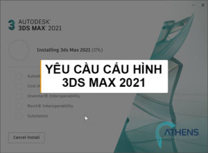 Yêu Cầu Cấu Hình 3Ds Max 2021 Trên Máy Tính Windows