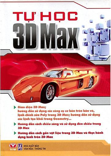 Tài liệu tự học 3ds max cơ bản đến nâng cao bằng tiếng Việt