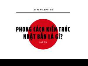 Lịch Sử Phong Cách Kiến Trúc Nhật Bản Là Gì?