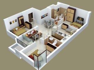 Phần Mềm Vẽ Nhà 3D Dựng Nhà 3D Đơn Giản Chuyên Nghiệp
