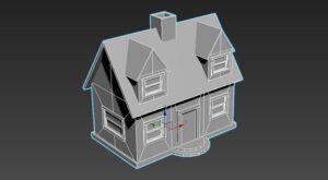 Hướng Dẫn Cách Vẽ Nhà 3D Dựng Nhà Bằng 3Dmax