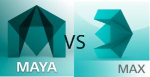 Phần mềm 3ds Max và Maya có giống nhau không?